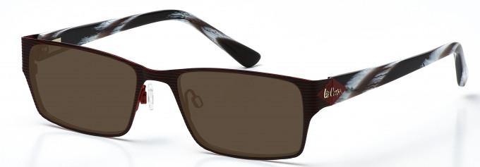 Lee Cooper LC9053 sunglasses in Black
