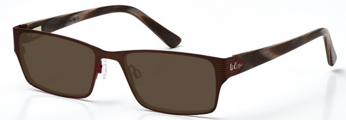 Lee Cooper LC9053 sunglasses in Brown
