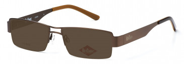 Lee Cooper LC9055 sunglasses in Brown