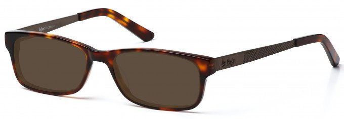 Lee Cooper LC9056 sunglasses in Brown