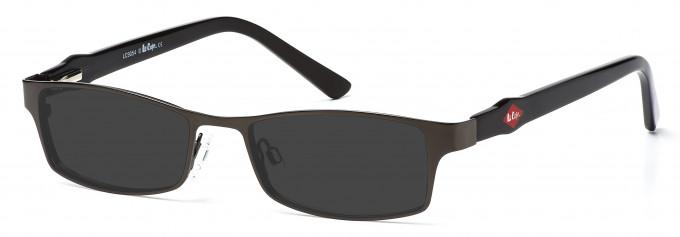 Lee Cooper LC9054 sunglasses in Gunmetal