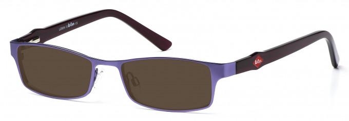 Lee Cooper LC9054 sunglasses in Lilac
