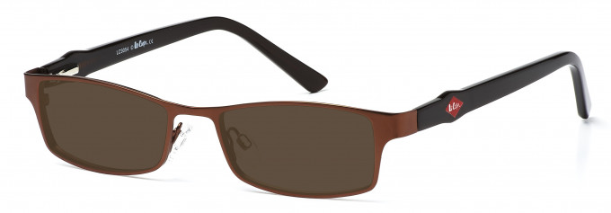 Lee Cooper LC9054 sunglasses in Brown
