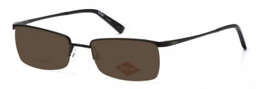 Lee Cooper Plastic Ready-Made Reading Sunglasses