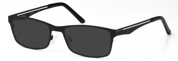 Lee Cooper Metal Ready-Made Reading Sunglasses