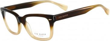 Ted Baker TSS007 Glasses in Black/Crystal