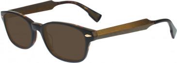 Ted Baker TSS009 Sunglasses in Black/Tortoiseshell