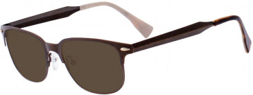 Ted Baker TSS401 Sunglasses in Olive
