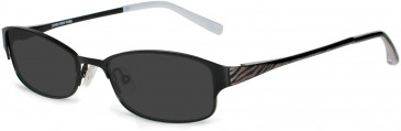 Jones New York JNY J134 Sunglasses in Black