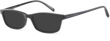 Jones New York JNY J211 Sunglasses in Black