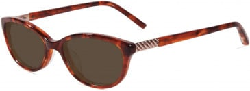 Jones New York JNY J219 Sunglasses in Brown