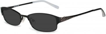 Jones New York JNY J134 Sunglasses in Black