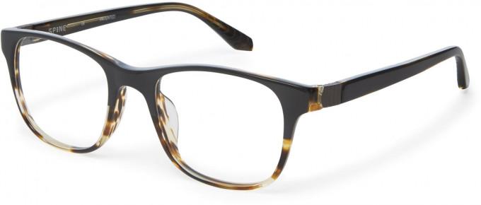 Spine SP1002 Glasses in Grey/Havana