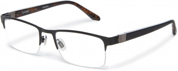 Spine SP2004 Glasses in Black