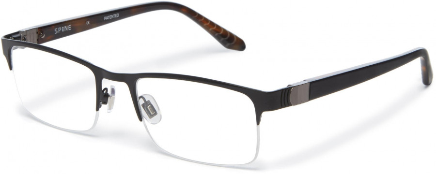 028d5f8a1c Spine SP2004 Glasses in Black