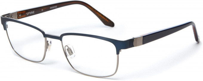 Spine SP2005 Glasses in Navy