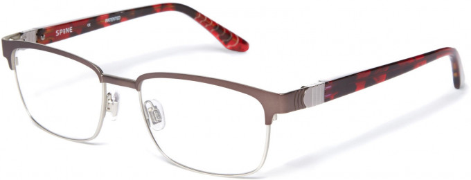 Spine SP2005 Glasses in Light Gunmetal