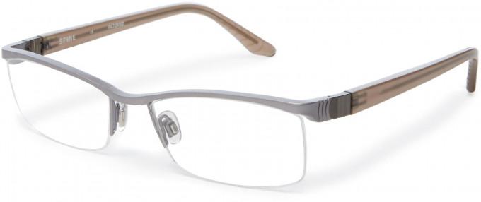 Spine SP2007 Glasses in Light Gunmetal