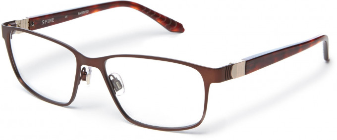 Spine SP7001 Glasses in Brown