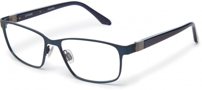 Spine SP7001 Glasses in Navy