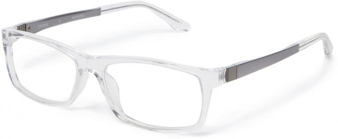 Spine SP1001 Glasses in Crystal