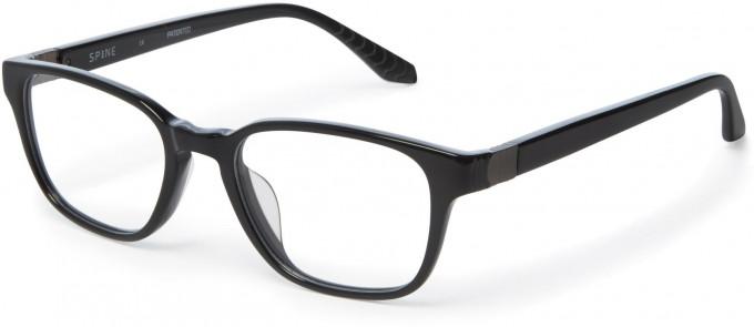 Spine SP1003 Glasses in Black