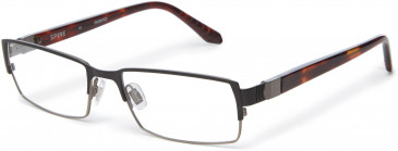 Spine SP2002 Glasses in Black