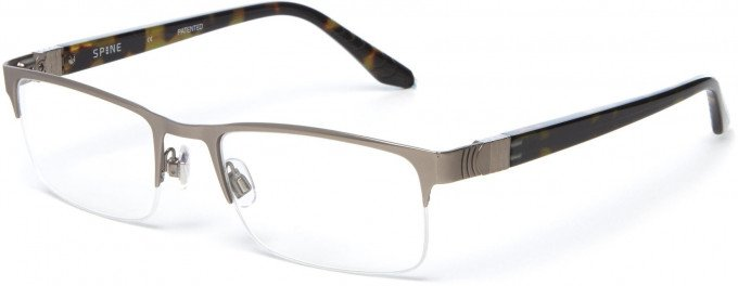 Spine SP2004 Glasses in Light Gunmetal