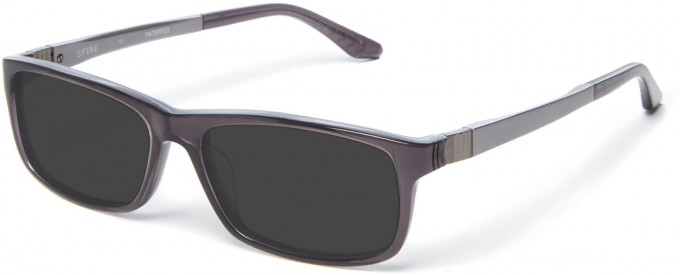 Spine SP1001 Glasses in Grey