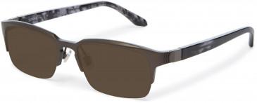 Spine SP2003 Glasses in Gunmetal