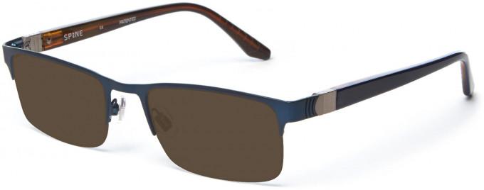 Spine SP2004 Glasses in Navy
