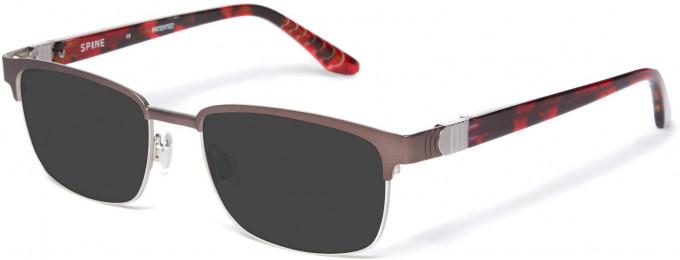 Spine SP2005 Glasses in Light Gunmetal