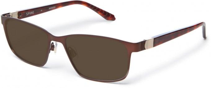 Spine SP7001 Glasses in Brown