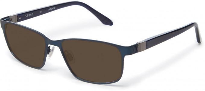 Spine SP7001 Glasses in Navy