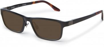 Spine SP2001 Glasses in Black