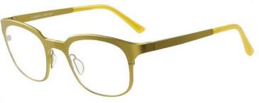 Prodesign Denmark 1291 glasses in Yellow