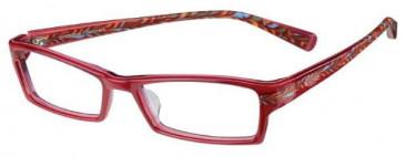 Prodesign Denmark 1670 glasses in Red