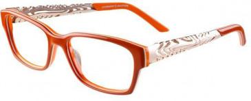 Prodesign Denmark 4681 glasses in Orange