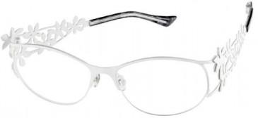 Prodesign Denmark 5116 glasses in White