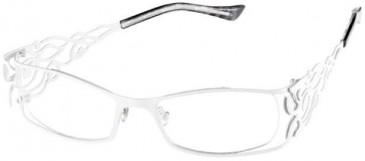 Prodesign Denmark 5117 glasses in White