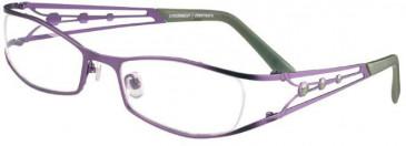 Prodesign Denmark 5128 glasses in Purple