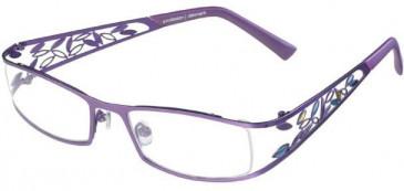 Prodesign Denmark 5129 glasses in Purple
