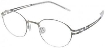 Prodesign Denmark 6111 glasses in Silver