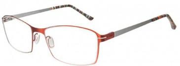 Prodesign Denmark 6128 glasses in Orange
