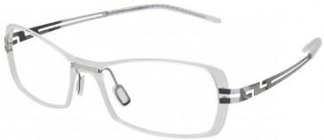 Prodesign Denmark 6502 glasses in White