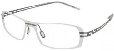 Prodesign Denmark 6503 glasses in White