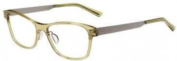 Prodesign Denmark 6505 glasses in Yellow
