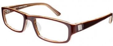 Prodesign Denmark 7617-54 glasses in Orange