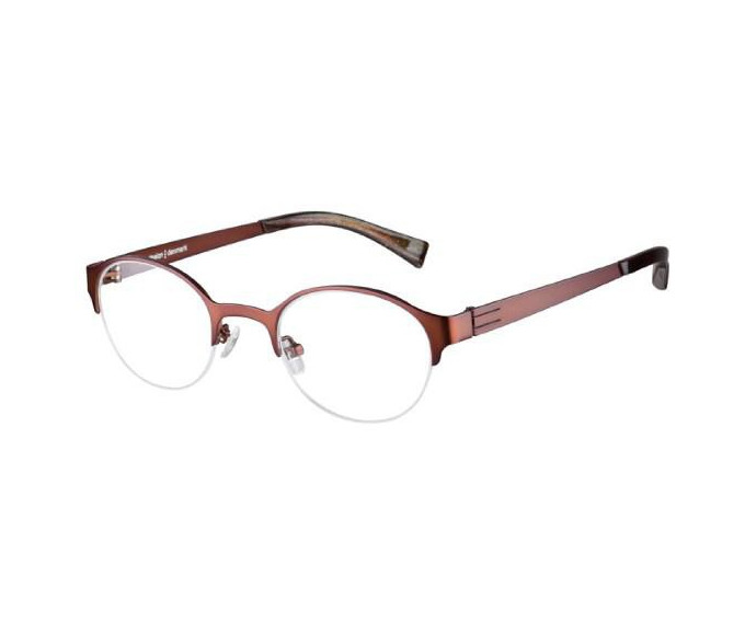 Prodesign Denmark 1248 glasses in Brown