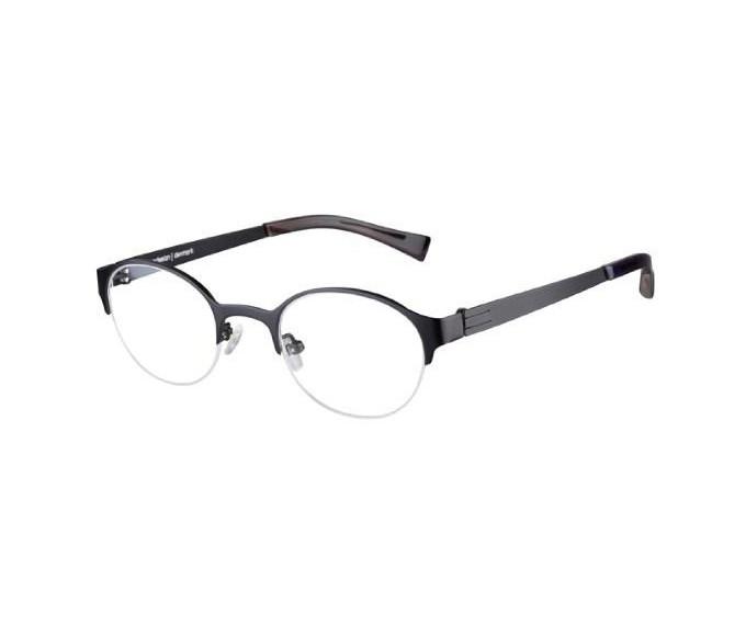 Prodesign Denmark 1248 glasses in Black
